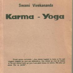 Swami Vivekananda-Karma-Yoga - Carti Samanism Altele