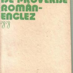 Virgil Lefter-Dictionar de proverbe roman-englez Altele