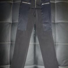 Pantaloni trendy Young Order Unlimited; marime 34: 67 cm talie, 96 cm lungime - Pantaloni dama, Culoare: Din imagine