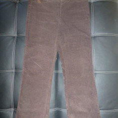 Pantaloni EAGLE No. 7; 86 cm talie, 99.5 cm lungime, 75 cm crac; impecabili - Pantaloni dama, Marime: Alta, Culoare: Din imagine