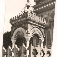 Carte postala(ilustrata)-Manastirea Curtea de Arges