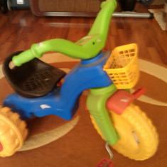 Tricileta din plastic - Tricicleta copii Altele, 12-24 luni, Unisex, Altele