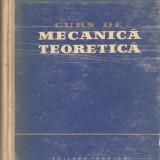 Curs de mecanica teoretica*Al.Stoenescu - Carti Mecanica