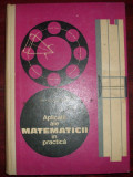 Mihu Cerchez - Aplicatii ale matematicii in practica