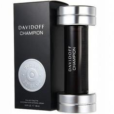 DAVIDOFF CHAMPION parfum barbatesc de cea mai buna calitate - Parfum barbati Davidoff, Apa de toaleta, 100 ml, Lemnos