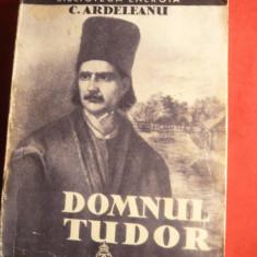C.Ardeleanu - Domnul Tudor - Ed.IIa 1937 - Biografie