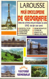 Larousse-Mica enciclopedie de geografie