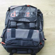 Ghiozdan Altele negru DANZA Boutique NOU, Unisex