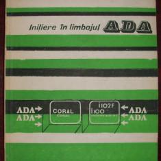 E. Munteanu s.a. - Initiere in limbajul ADA