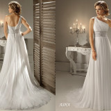vand rochie de mireasa stil grecesc