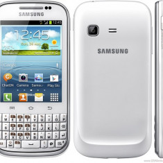 Samsung galaxy chat B5330 - Telefon Samsung, Negru, 2GB, Neblocat, Single core, 512 MB