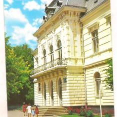 Carte postala(ilustrata)-SUCEAVA-FALTICENI-Consiliul popular - Carte Postala Moldova dupa 1918, Circulata, Printata