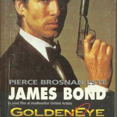 JOHN GARDNER - JAMES BOND - GOLDENEYE (N6) by DARK WADDER - Roman
