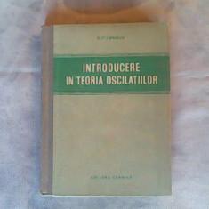 Introducere in teoria oscilatiilor-S.P.Strelcov