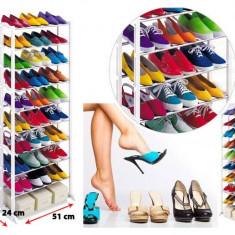 Etajera suport pentru incaltaminte-Amazing Shoe Rack - Pantofar hol
