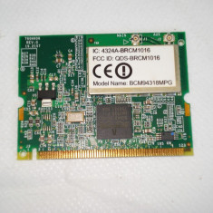 Placa de retea wireless Acer Aspire 3000