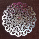 OBIECT DECORATIV - Metal/Fonta