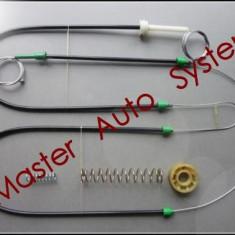 Kit reparatie macara geam actionat electric Audi A3 8PA  var.4/5 usi (pt an fab.'03-'08)fata stanga