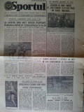 Ziarul Sportul Nr. 10 007 / luni 8 februarie 1982- articol rugby pag. 4