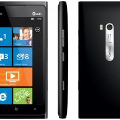 Nokia lumia 900 cu garantie - Telefon mobil Nokia Lumia 900, Negru, Neblocat