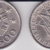 PORTUGALIA 5 ESCUDOS 1977 KM# 591, Europa, An: 1997
