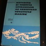 METODA SI TEHNICA DE CERCETARE GEOLOGICA MARINA-A. E. SMOLDIREV-282 PG- A4- - Carti Mecanica