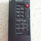 TELECOMANDA SONY RMT-814 . - Telecomanda Camera Video