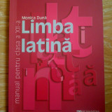 Manual de limba latina pentru clasa a XII-a, Humanitas Educational. - Manual scolar humanitas, Clasa 12