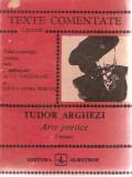 TUDOR ARGHEZI-Arte poetice / versuri,6 , Pret nou , redus !