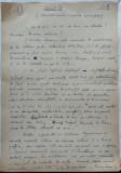 Mustata , istorioara morala ; Manuscris Romulus Vulpescu , 11 foi  , 1957