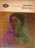 Baudelaire-Florile raului
