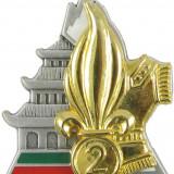 Franta - Legion Etrangere - Legiunea straina - Reg. 2 Geniu - Ordin/ Decoratie, Europa