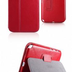 Husa Executive Case Piele Naturala Samsung Galaxy Note 8.0 N5100 by Yoobao Originala Red - Husa Tableta