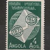 Angola.1949 75 ani UPU ED.31