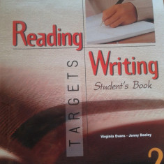 TARGETS. READING. WRITING - Student's Book 2