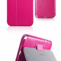 Husa Executive Case Piele Naturala Samsung Galaxy Note 8.0 N5100 by Yoobao Originala Pink - Husa Tableta