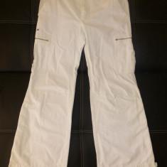 Pantaloni Tommy Hilfiger; marime L: 82 cm talie, 99 cm lungime, 76.5 cm crac - Pantaloni dama Tommy Hilfiger, Marime: Alta, Culoare: Din imagine