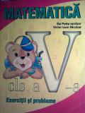 Ilie Petre Iambor - Matematica clasa a V a exercitii si probleme