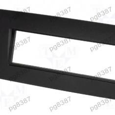 Rama adaptoare Rover 75, negru, 1 DIN-000283