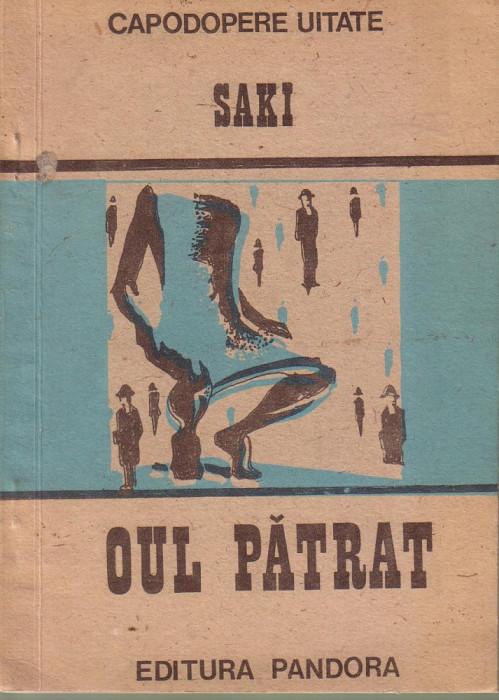 SAKI-OUL PATRAT