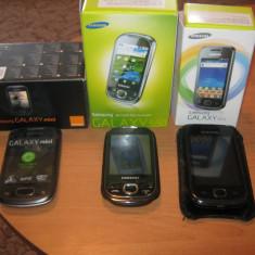 Samsung Galaxy GIO+i5500+MINI LA SUPER PRET!!! - Telefon mobil Samsung Galaxy Gio, Negru
