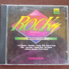 CD MUZICA ROCK WOODSTOCK