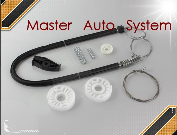 Kit reparatie macara geam Volkswagen Beetle Coupe Cabriolet('03-'10)spate dr