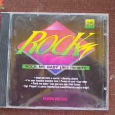 CD MUZICA ROCK MY BABY JIM HENDRIX