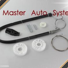 Kit reparatie macara geam  Volkswagen Beetle Coupe Cabriolet ('03-'10)spate st