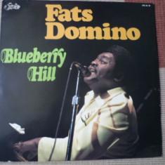 Fats Domino Blueberry Hill Surprise disc vinyl muzica rock n roll anii 60 vest, VINIL