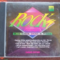 CD MUZICA ROCK - BLUE SUEDE SHOES - E PRESLEY