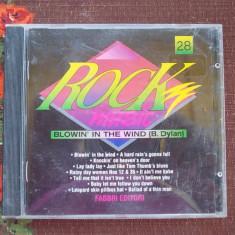 CD MUZICA ROCK BLOWIN IN THE WIND - B DYLAN