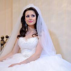 Rochie de mireasa, model printesa 2013, ERSA - Rochie de mireasa printesa