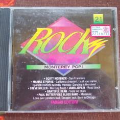 CD MUZICA ROCK MONTEREY POP I